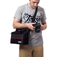 Плечевая сумкa для фотоаппарата Canon