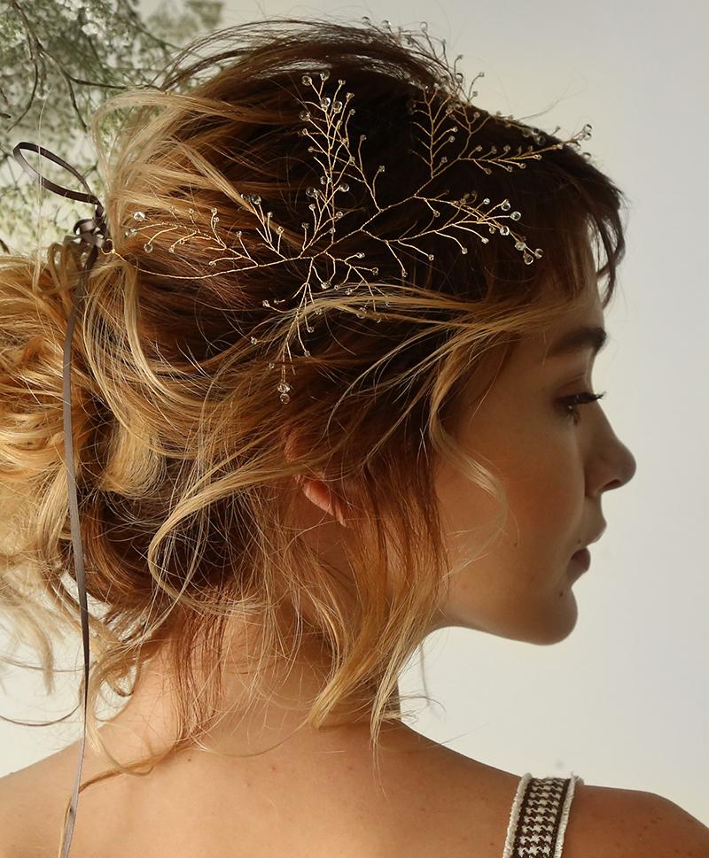 Украшение для волос Dewdrop