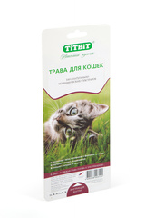 Titbit Трава для кошек овес
