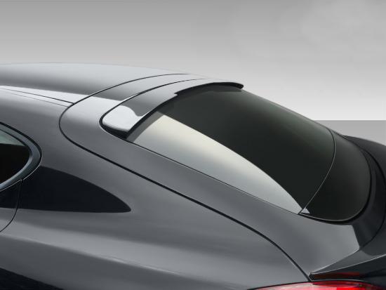 Накладка-козырек на заднее стекло Porsche Panamera