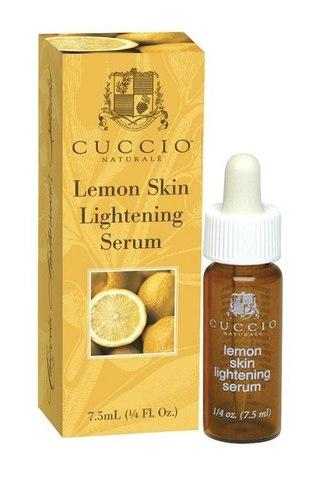 Сыворотка на основе лимонной кислоты, фильтр UV-лучей - 7,5ml