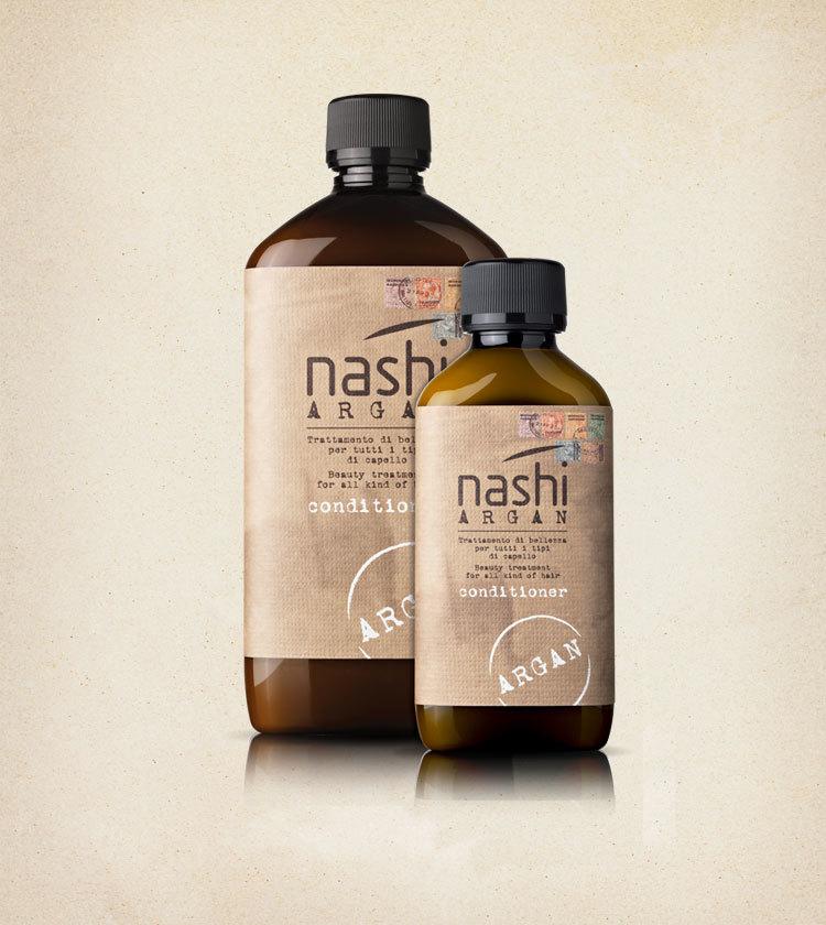 Кондиционер для всех типов волос Nashi Argan  200мл