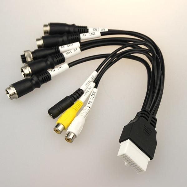 Комплект видеонаблюдения для учебного автомобиля NSCAR201HD