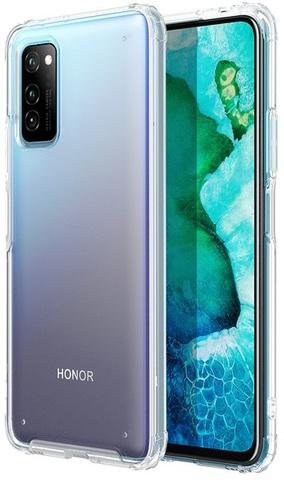 Прозрачный чехол на Huawei Honor V30 (V30 Pro), серии Ultra Hybrid от Caseport