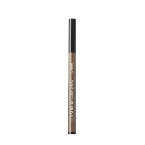 THE SAEM EYE Тинт-кисть для бровей 01 Eco Soul Tinted Eyebrow 01 Dark Brown 0,8мл