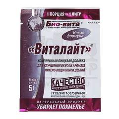 Комплексная пищевая добавка Виталайт, 5 г на 1 л