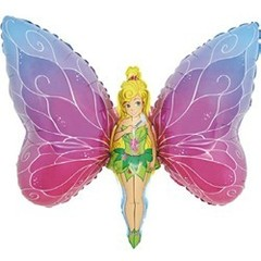F Мини-фигура Девочка - бабочка 14