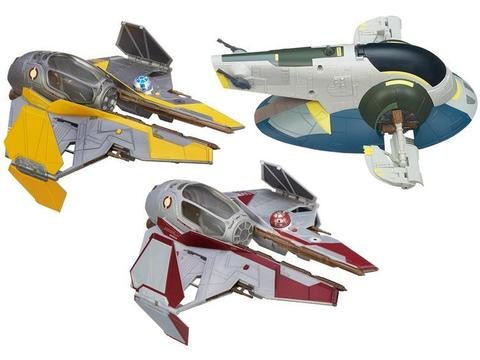 Star Wars Vehicle 2013 Class II Attack Series 01 Revision
