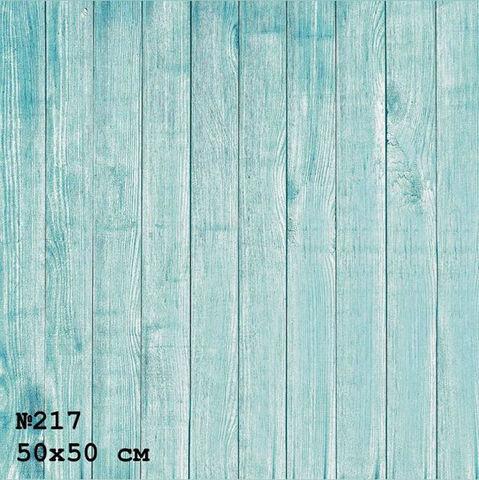 Фотофон виниловый «Потертые зеленые доски» №217
