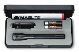 Набор нож Victorinox и фонарь Maglite 4.4024 (M3A 65 L) - Wenger-Victorinox.Ru