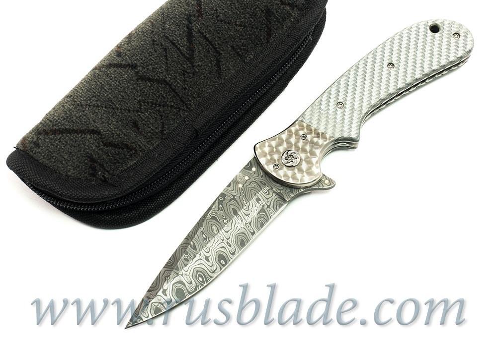 Dressed Flipper - 8 Diamond Inlays Crawford