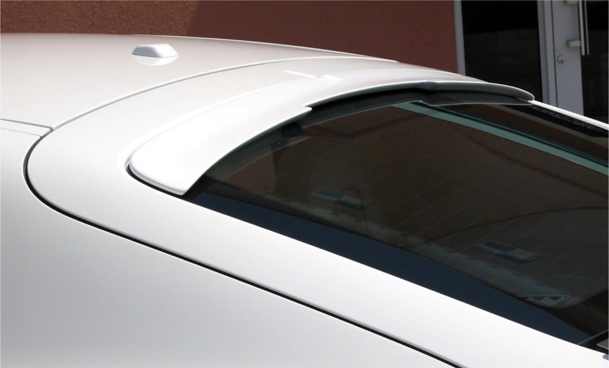 Накладка-козырек Porsche Panamera