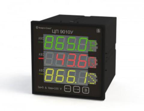 ЦП 9010У Преобразователи измерительные цифровые многофункциональные (с встроенным показывающим устройством)