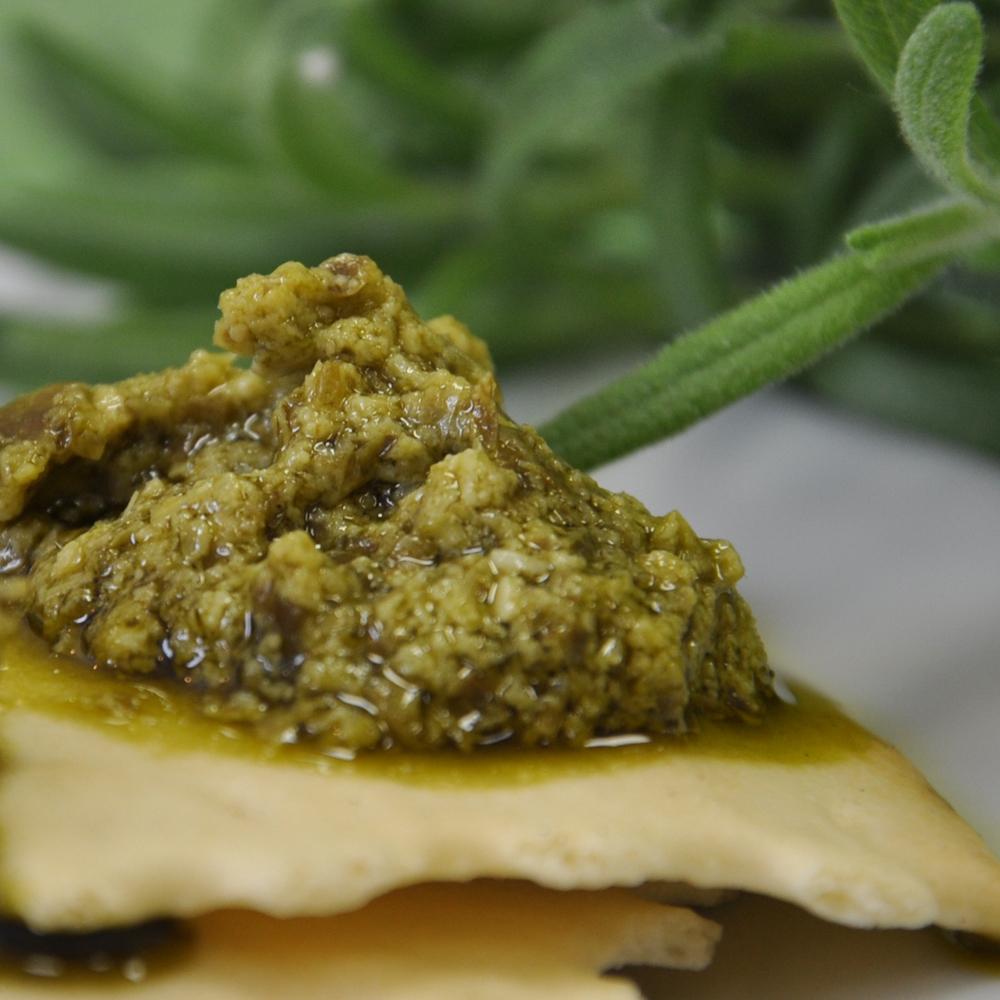 Крем-паста Casa Rinaldi песто Генуя в подсолнечном масле 130 г