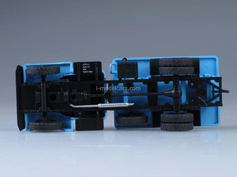 UralZIS-355M ACPT-22 Water 1:43 Start Scale Models (SSM)