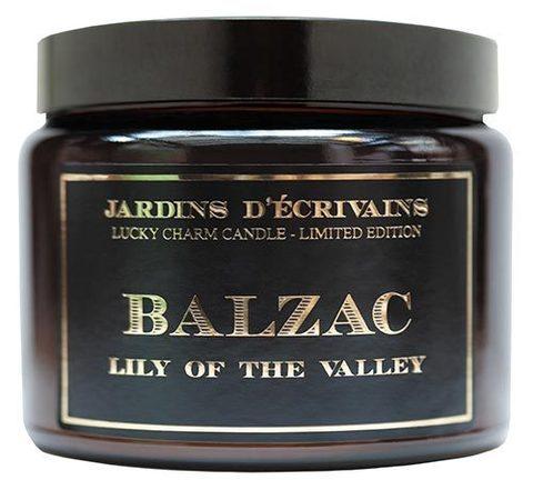 Ароматическая свеча «Сад Бальзака», Jardins d'Écrivains