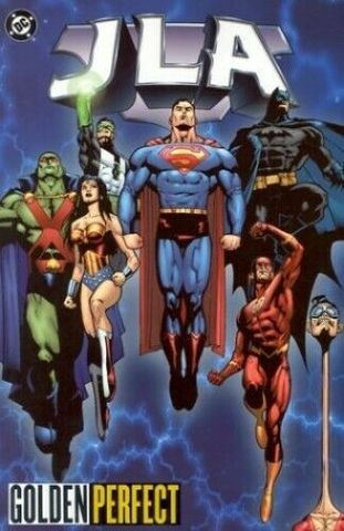 JLA: Golden Perfect TPB