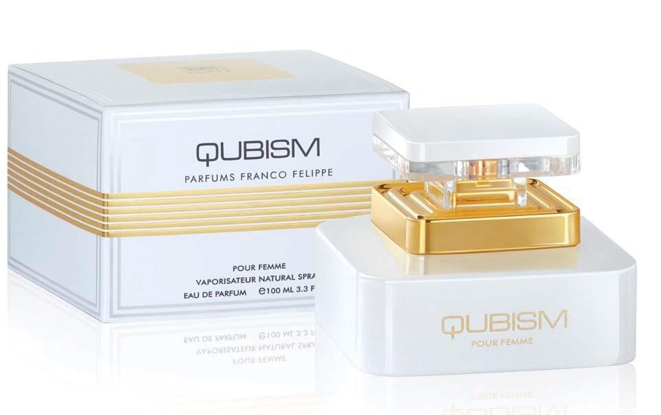 Пробник для Qubism Woman Кубизм Вумэн парфюмерная вода жен. 1 мл от Эмпер Emper