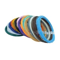 Набор пластика ABS для 3D ручек (15 цветов по 10 м)