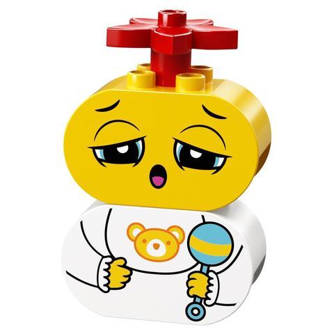 LEGO Duplo: Мои первые эмоции 10861 — My First Emotions — Лего Дупло