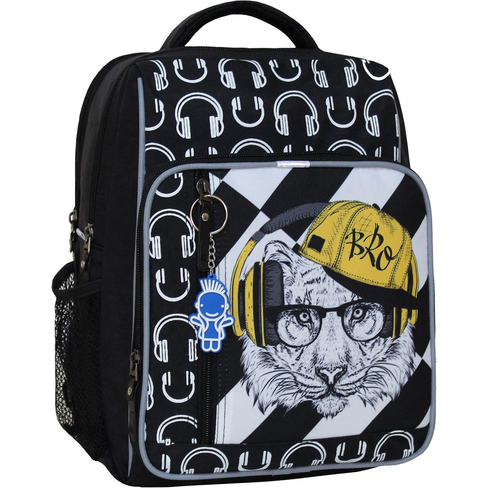 Школьные рюкзаки Рюкзак школьный Bagland Школьник 8 л. черный 175к (0012870) IMG_6553_175к_.JPG