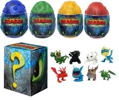 Как приручить дракона 3 игрушка сюрприз Драконье яйцо