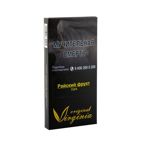 Табак Virginia Dark Райский фрукт (Тропические фрукты) 50 г