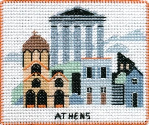 Столицы мира. Афины