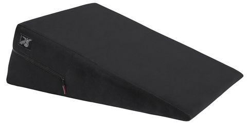 Большая чёрная подушка для любви Liberator Retail Ramp из микрофибры