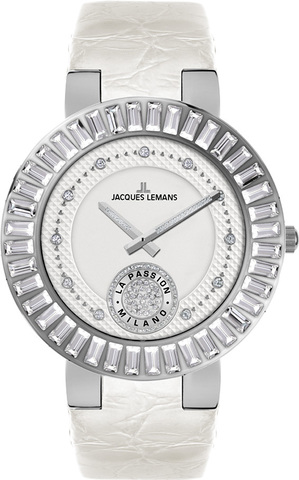 Купить Наручные часы Jacques Lemans 1-1683B по доступной цене