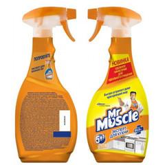 Чистящее средство для кухни Мистер Мускул 500 мл