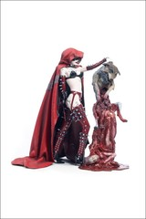 Monsters Series 4: Twisted Fairy Tales - Red Riding Hood