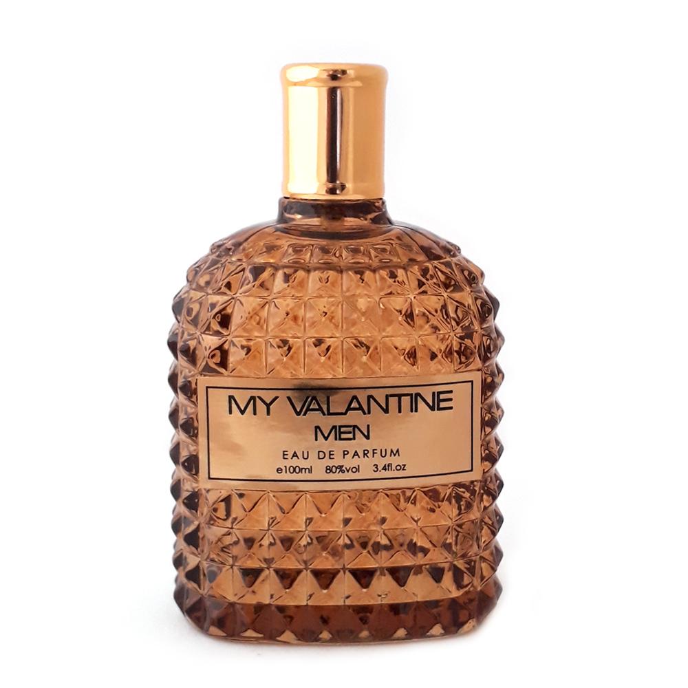 My Valantine Men Pour Homme w EDP 100 ML SPR спрей от Reev Khalis Perfumes Халис