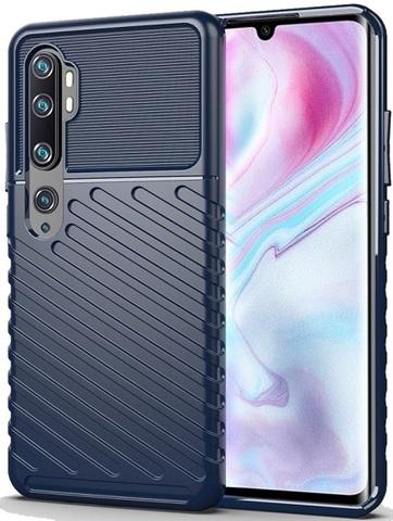 Чехол Xiaomi Mi Note 10 и Mi Note 10 Pro цвет Blue (синий), серия Onyx, Caseport
