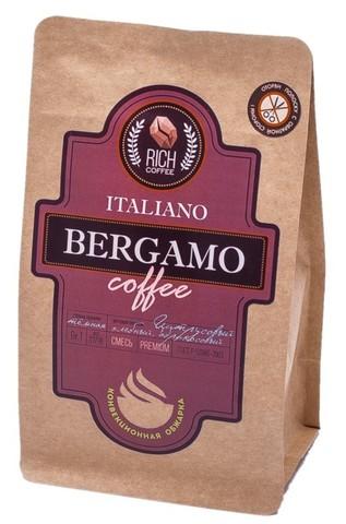 Итальяно Бергамо, эспрессо-смесь