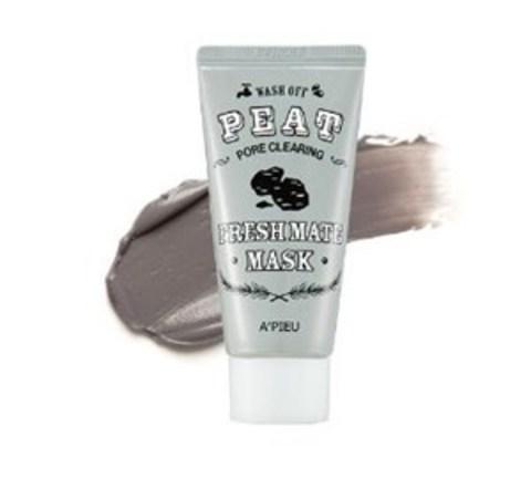 APIEU Маска для очищения пор Fresh Mate PEAT Mask (Pore Clearing) 50ml