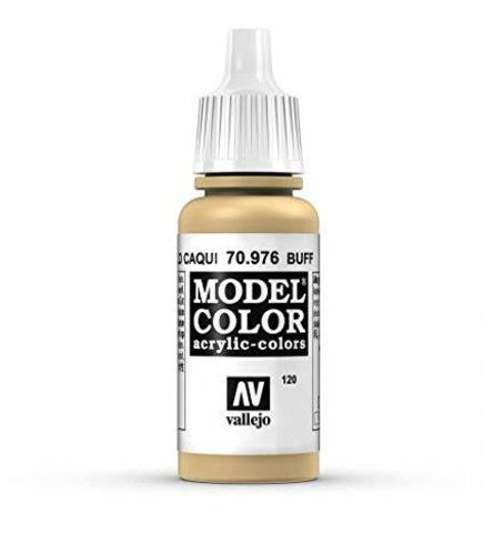 Model Color Buff 17 ml.