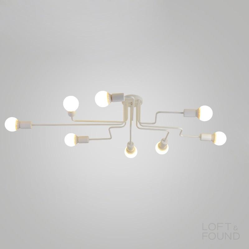 Потолочный светильник Scheme White