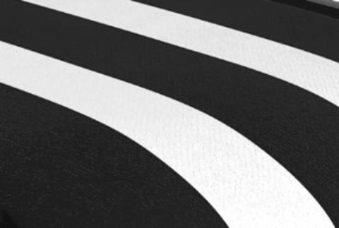 Фирменная накидка Romack в цвет кроватки