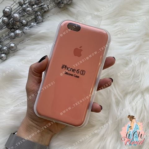 Чехол iPhone 6+/6s+ Silicone Case /flamingo/ фламинго 1:1