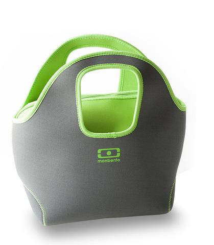 Термосумка для ланча Monbento Pop Up (13,5 л.), зеленая