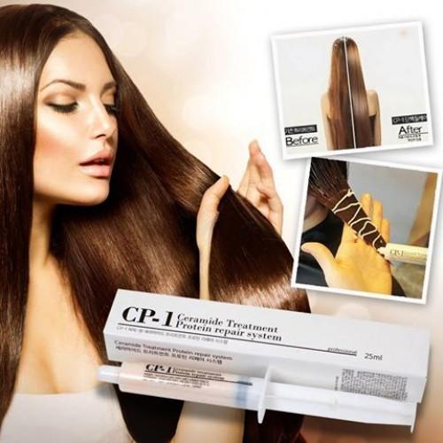 Протеиновая маска для волос Premium Protein Treatment  CP-1 ESTHETIC HOUSE 25 мл