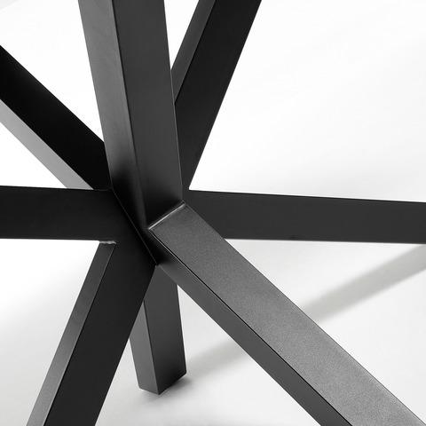 Стол Arya 180x100 керамика коричневый