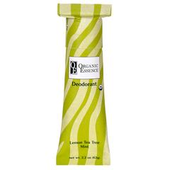 "Органический дезодорант  ""Лимон, масло чайного дерева и мята"", Organic Essence"