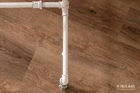 Клеевая виниловая плитка ПВХ Vinilam Dry Back 14609 Дуб Ваймар