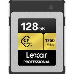 Карта памяти Lexar Cfexpress B 128GB 1705/1000 MB/s
