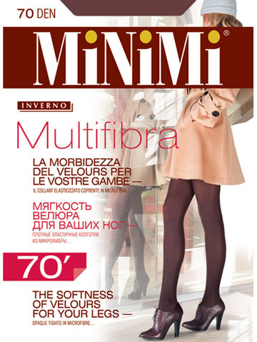 Колготки Multifibra 70 XXL Minimi