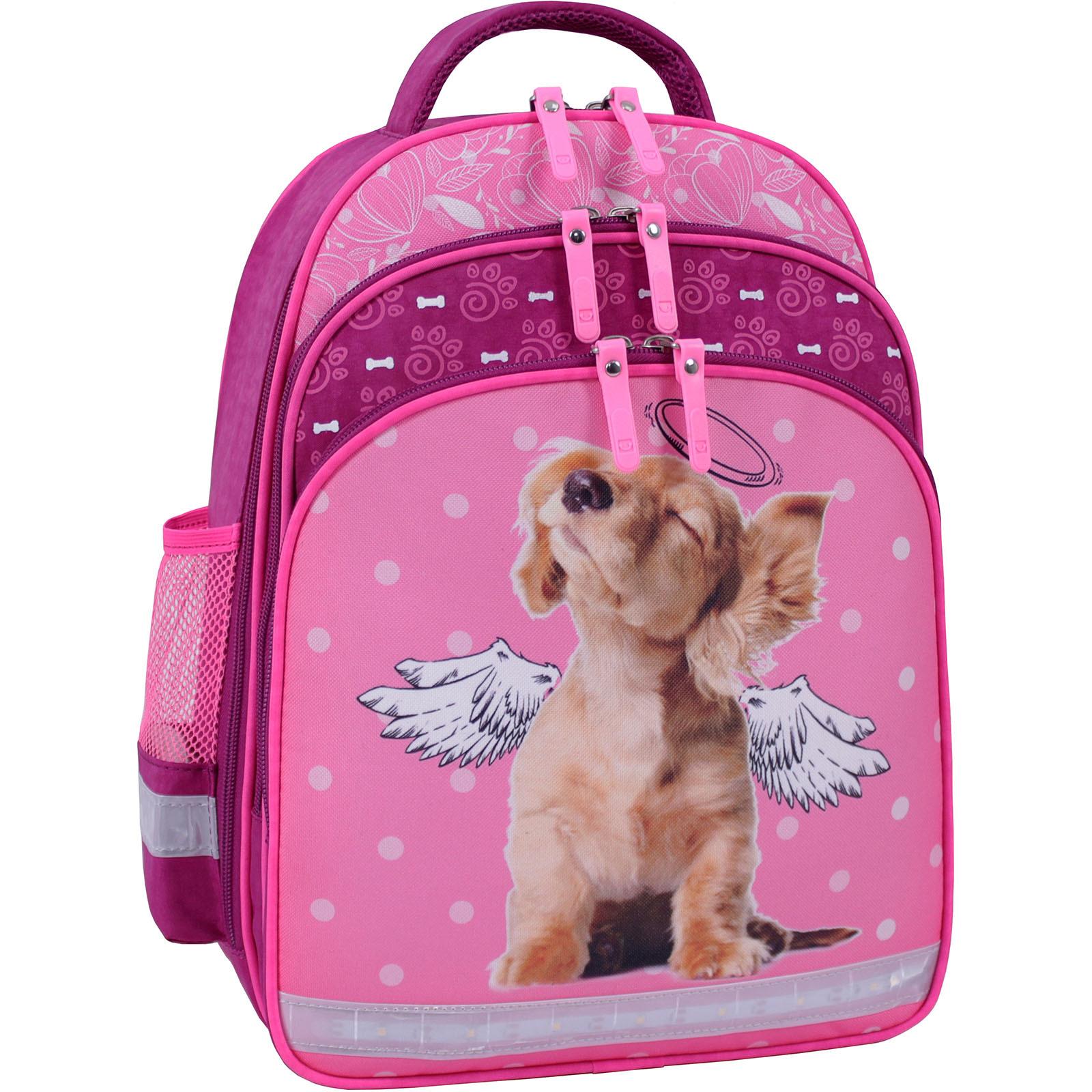 Для детей Рюкзак школьный Bagland Mouse 143 малиновый 561 (0051370) IMG_9803_суб.561_.JPG