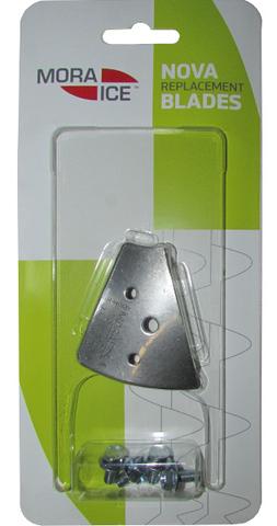 Ножи MORA ICE ледобура Nova 110 мм (с болтами для крепления), 20947