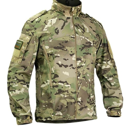 Куртка «Softshell» Мультикам